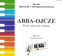 Okładka: , ABBA-OJCZE akompaniamenty CD nr 15