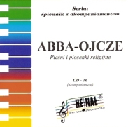 Ok�adka: , ABBA-OJCZE akompaniamenty CD nr 16