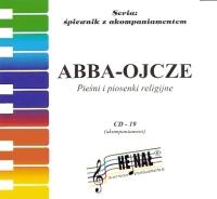 Okładka: , ABBA-OJCZE akompaniamenty CD nr 19