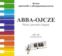 Okładka: , ABBA-OJCZE akompaniamenty CD nr 20
