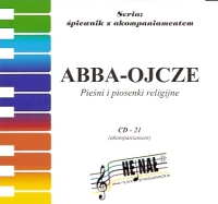 Okładka: , ABBA-OJCZE akompaniamenty CD nr 21
