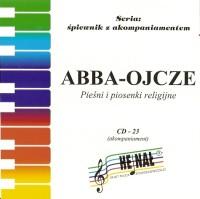 Okładka: , ABBA-OJCZE akompaniamenty CD nr 23