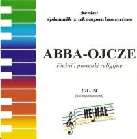 Okładka: , ABBA-OJCZE akompaniamenty CD nr 24