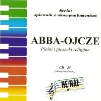 Okładka: , ABBA-OJCZE akompaniamenty CD nr 25