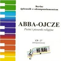 Okładka: , ABBA-OJCZE akompaniamenty CD nr 27