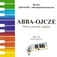 Okładka: , ABBA-OJCZE akompaniamenty CD nr 28