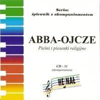 Ok�adka: , ABBA-OJCZE akompaniamenty CD nr 31