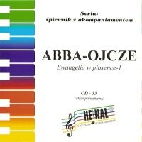 Okładka: , ABBA-OJCZE akompaniamenty CD nr 33