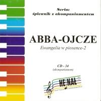Okładka: , ABBA-OJCZE akompaniamenty CD nr 34