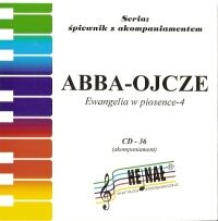 Okładka: , ABBA-OJCZE akompaniamenty CD nr 36