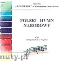 Ok�adka: , �piewnik akompaniamenty na CD HYMN. Polski hymn narodowy (akompaniament ze wst�pem)