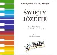 Okładka: , Święty Józefie. CD z akompaniamentem