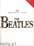 Ok�adka: Beatles The, 20 Greatest Hits For Easy Guitar