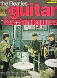 Okładka: Beatles The, The Beatles, Guitar techniques