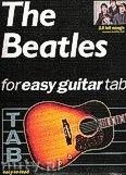 Okładka: Beatles The, The Beatles For Easy Guitar Tab