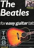 Okładka: Beatles The, The Beatles For Easy Guitar Tab