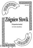 Okładka: Słowik Zbigniew, Wiązanka taneczna - kolędy na kwartet smyczkowy (partytura + głosy)