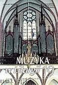 Okładka: Piech Jacek, Muzyka w Liturgii. Pomoce dla organistów i muzyków kościelnych  zeszyt 19