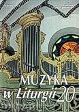 Ok�adka: Piech Jacek, Muzyka w Liturgii, Pomoce dla organist�w i muzyk�w ko�cielnych,  z. 20