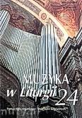 Ok�adka: , Muzyka w Liturgii. Pomoce dla organist�w i muzyk�w ko�cielnych zeszyt 24