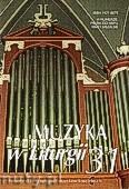 Okładka: Piech Jacek, Muzyka w Liturgii, Pomoce dla organistów i muzyków kościelnych,  z. 31