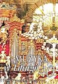 Okładka: Borowiec ks.Krzysztof, Muzyka w Liturgii. Pomoce dla organistów i muzyków kościelnych zeszyt 40