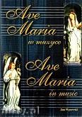 Okładka: Węcowski Jan, Ave Maria w muzyce
