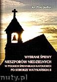 Okładka: Kulita ks.Piotr, Wybrane śpiewy nieszporów niedzielnych w polskich śpiewnikach katolickich po soborze watykańskim II