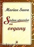 Okładka: Sawa Marian, Siedem utworów na organy