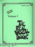 Okładka: , The Real Vocal Book: Volume 1
