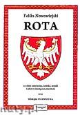 Ok�adka: Nowowiejski Feliks, Rota na ch�r mieszany, �e�ski, m�ski i g�os z fortepianem