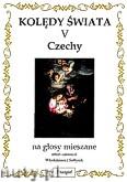 Okładka: Sołtysik Włodzimierz, Kolędy świata-Czechy na SATB