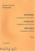 Okładka: Przybylski Bronisław Kazimierz, Owczarek na ksylofon i akordeon (partytura + głosy, ca 2')