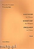 Okładka: Przybylski Bronisław Kazimierz, Owczarek na 3 gitary (partytura + głosy, ca 2')