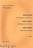 Okładka: Przybylski Bronisław Kazimierz, Owczarek na ksylofon i 2 gitary (partytura + głosy, ca 2')