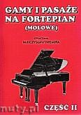 Okładka: Niemira Mieczysław, Gamy i pasaże na fortepian 2