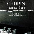 Okładka: Chopin Fryderyk, Sonata b moll - Andrzej Jagodziński TRIO