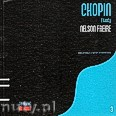 Okładka: Chopin Fryderyk, Etiudy, Nelson Freire
