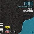 Okładka: Chopin Fryderyk, Utwory na fortepian i orkiestrę 1 Chopin Kun-Woo Paik, Yundi Li
