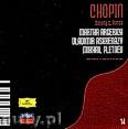 Okładka: Chopin Fryderyk, Sonaty 2 Ronda Chopin, Argerich Martha, Ashkenazy Vladimir, Pletnev Mikhail