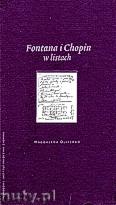 Okładka: Oliferko Magdalena, Fontana i Chopin w listach