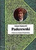 Okładka: Zamoyski Adam, Paderewski