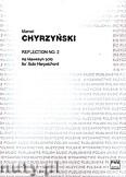 Okładka: Chyrzyński Marcel, Reflection No.2 na klawesyn solo