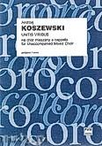 Ok�adka: Koszewski Andrzej, Unitis viribus na ch�r mieszany a cappella