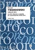 Okładka: Twardowski Romuald, Jubilate Deo na chór mieszany a cappella