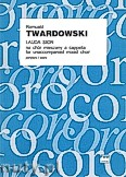Okładka: Twardowski Romuald, Lauda sion na chór mieszany a cappella
