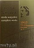 Okładka: Wieniawski Henryk, Legenda op.17 na skrzypce i orkiestrę seria A tom 5a