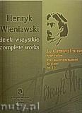 Okładka: Wieniawski Henryk, Karnawał rosyjski op.11
