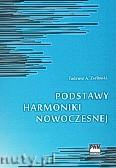Okładka: Zieliński Tadeusz Andrzej, Podstawy harmonii nowoczesnej