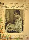 Okładka: Rybicki Feliks, Album dla młodzieży na fortepian